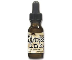 Tim Holtz - Distress Ink Reinkers 14Ml -  Tea Dye