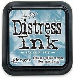 Tim Holtz Distress Ink Pads - Stormy Sky
