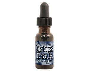 Tim Holtz - Distress Ink Reinkers 14Ml -  Chipped Sapphire