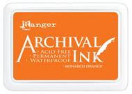 Ranger Archival  Stamp Pads - Monarch Orange