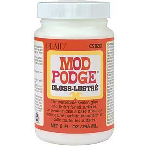Mod Podge Gloss-Lustre Finish