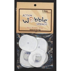 Action Wobble Springs - 12 Spring Pack