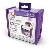 Xyron 3 Disposable Sticker Maker