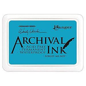 Ranger - Wendy Vecchi Designer Series Archival Ink Pad Forget Me Not