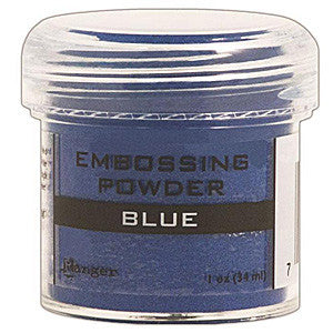 Blue - Ranger Embossing Powder 1 Oz