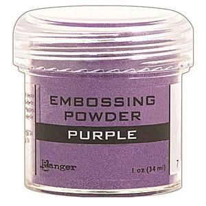 Purple- Ranger Embossing Powder 1 Oz