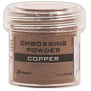 Copper - Ranger Embossing Powder 1 Oz