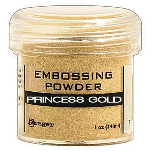 Princess Gold -Ranger Embossing Powder 1 Oz