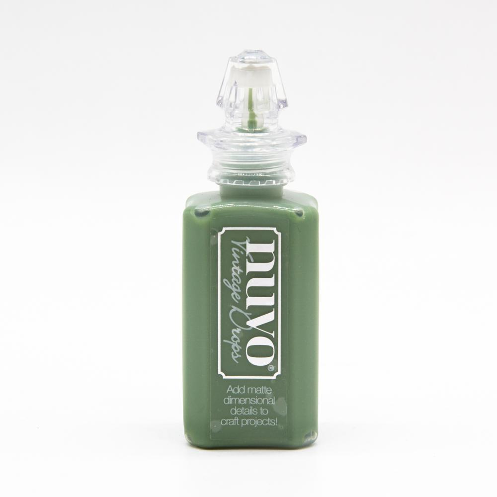 Nuvo - Vintage Drops - Regency Green