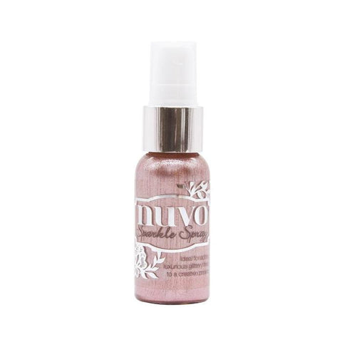 Tonic Studios - Nuvo - Sparkle Spray - Blush Burst