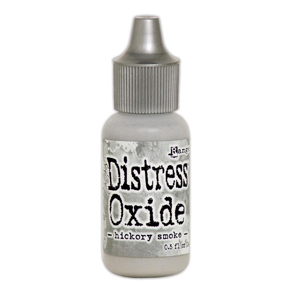 Tim Holtz Distress Oxides Reinkers - Hickory Smoke