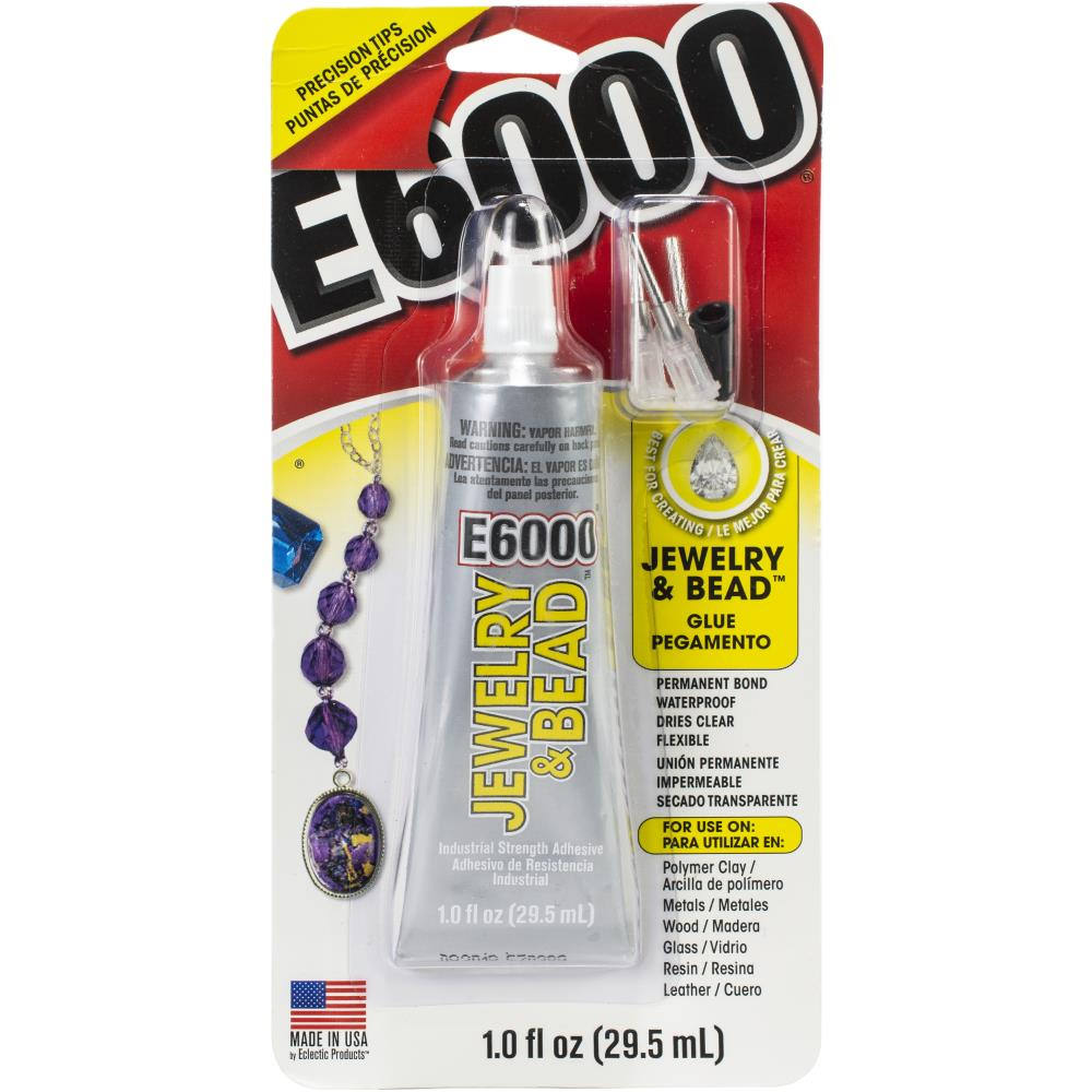 E6000 Jewelry & Bead 1oz