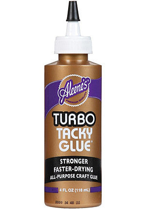Aleene's Turbo Tacky Glue 4Oz