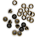 We R Memory Keepers - Eyelets & Washers Standard Brass 60 pack