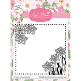 Apple Blossom Dies - 12 Months of Flowers - March Daffodil 6 x 6 Embossing Folder