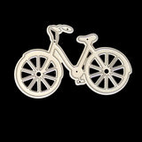 Poppy Crafts Dies - Bicycle Die Design