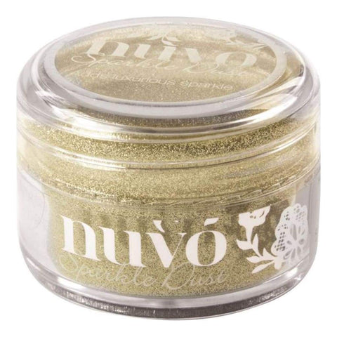 Tonic Studios - Nuvo Sparkle Dust - Gold Shine