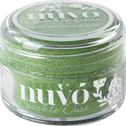 Tonic Studios - Nuvo Sparkle Dust - Fresh Kiwi