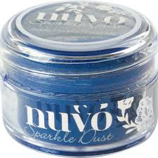 Tonic Studios - Nuvo Sparkle Dust - Electric Blue