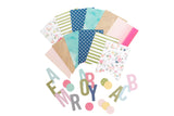 We R Stitch Happy Banner Kit 58pc