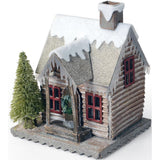 Sizzix Bigz Die By Tim Holtz 5.5 inch X6 inch Village Winter