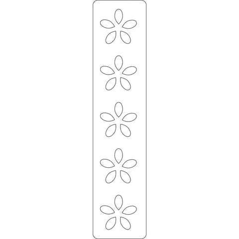 Sizzix Thinlits Dies By Tim Holtz Cut-Out Leaves 630454262916