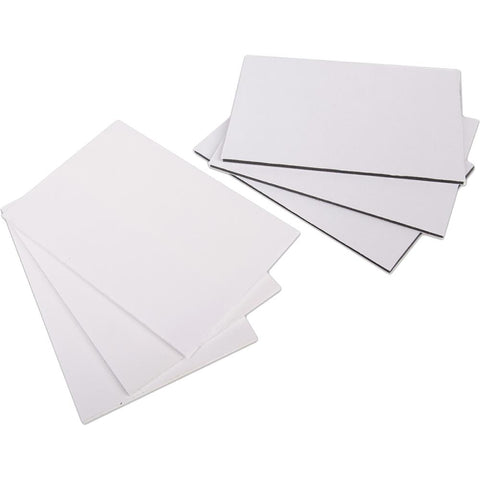 "Tim Holtz Adhesive Foam Sheets 2.5""X4.75"" 6 pack 3 White & 3 Black"