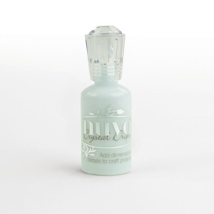 Nuvo Crystal Drops - Gloss Duck Egg Blue