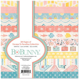 BoBunny Single-Sided Paper Pad 6 inch X6 inch 36 pack Escape To Paradise, 12 Designs/3 Each