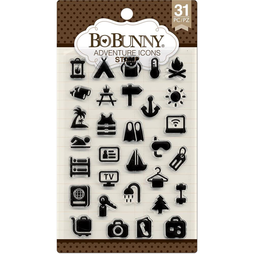 BoBunny Stamps Adventure
