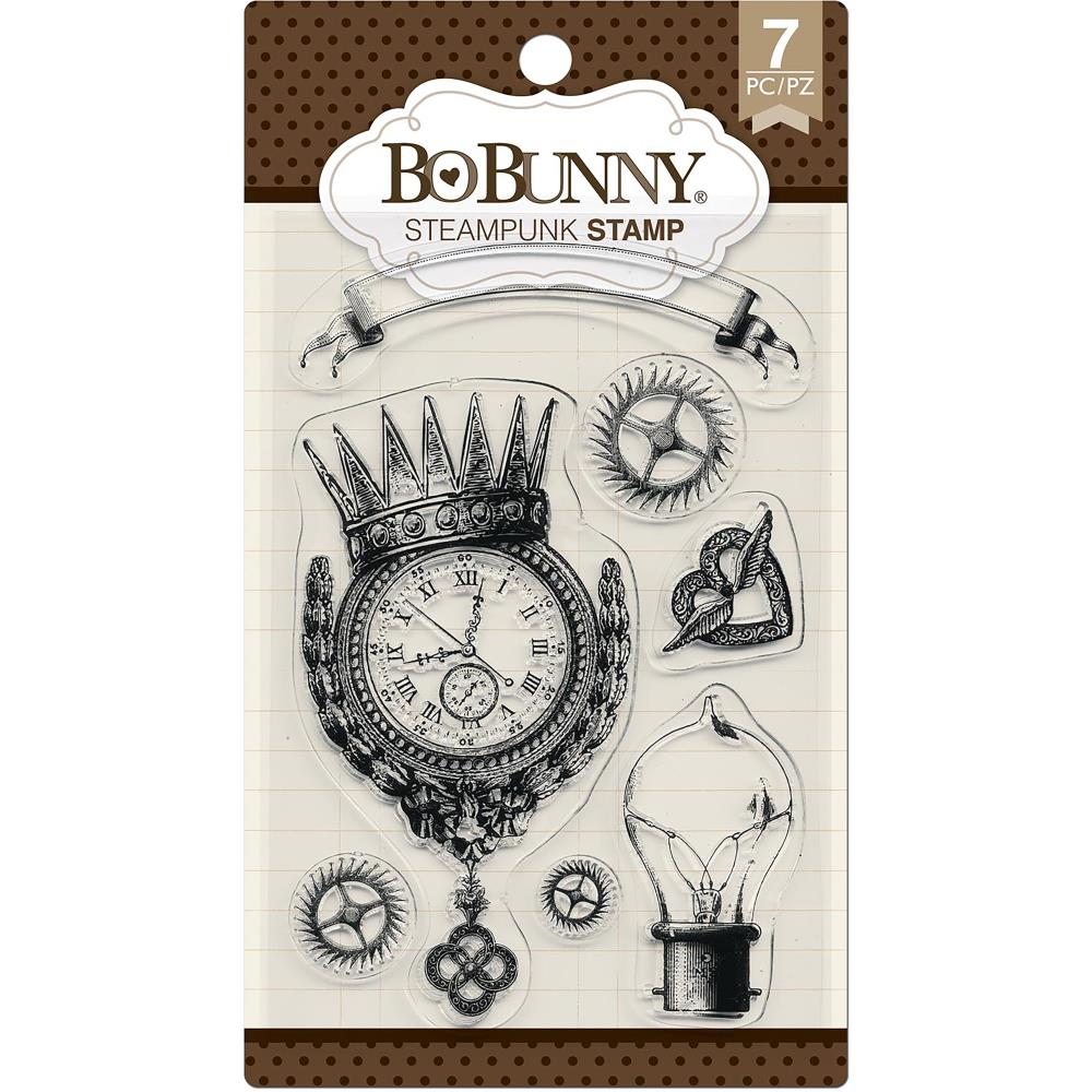 BoBunny Stamps Steampunk