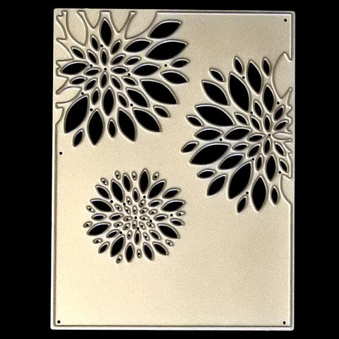 Poppy Crafts Dies - Daisy Card Die Design