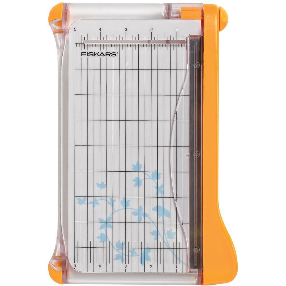 Fiskars - Card Making Bypass Trimmer 9 inch