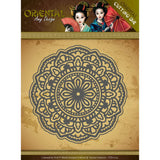 Find It Trading Amy Design Oriental Die Mandala