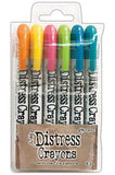 Tim Holtz Distress Crayon Set Set #1
