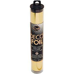 Thermoweb - Deco Foil 6X12in. 5 Pack Gold