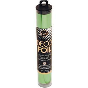 Thermoweb - Deco Foil 6X12in. 5 Pack Lime (Satin)