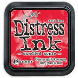 Tim Holtz Distress Ink Pad December-Candied Apple