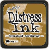 Tim Holtz Distress Mini Ink Pads - Brushed Corduroy
