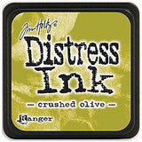Tim Holtz Distress Mini Ink Pads - Crushed Olive
