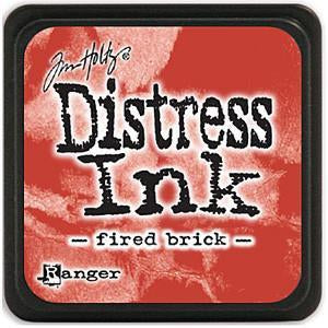Tim Holtz Distress Mini Ink Pads - Fired Brick