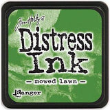 Tim Holtz Distress Mini Ink Pads - Mowed Lawn