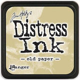 Tim Holtz Distress Mini Ink Pads - Old Paper
