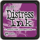 Tim Holtz Distress Mini Ink Pads - Seedless Preserves
