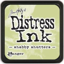 Tim Holtz Distress Mini Ink Pads - Shabby Shutters