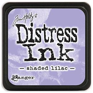 Tim Holtz Distress Mini Ink Pads - Shaded Lilac