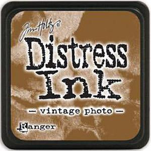 Tim Holtz Distress Mini Ink Pads - Vintage Photo
