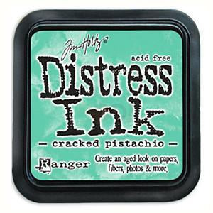 Tim Holtz/Ranger - Distress Mini Ink Pad - Cracked Pistachio