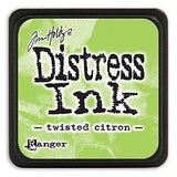 Tim Holtz/Ranger - Distress Mini Ink Pad - Twisted Citron