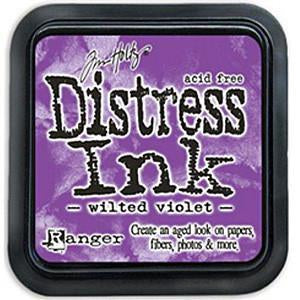 Tim Holtz/Ranger - Distress Mini Ink Pad - Wilted Violet